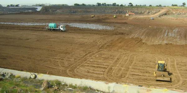 Boral Western Landfill Cell 2K
