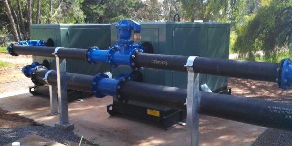 Bridgewater Pump Station