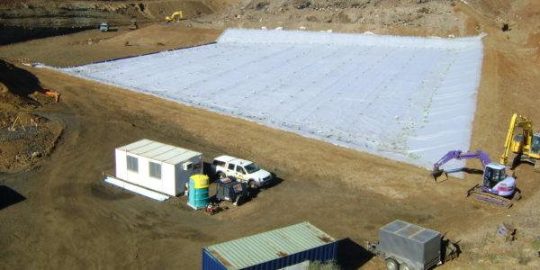 Bulla Landfill Cell Construction