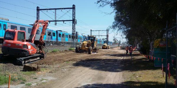 Furlong & Main Level Crossing Removals