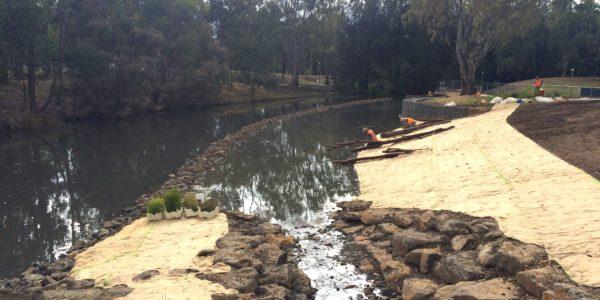 Latrobe Uni Stormwater Harvesting