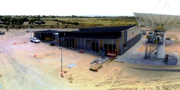 NBN Satellite Stations - Ceduna, SA
