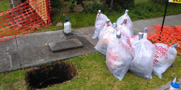 NBN Asbestos Pits Removal