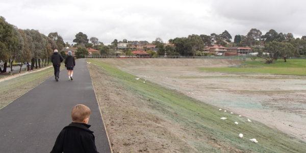 Blind Creek Retarding Basin