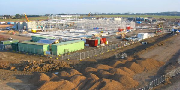 Post Entry Quarantine Facility Plant Compound