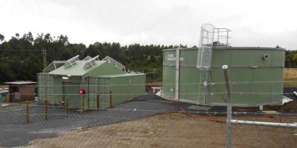 Waratah Water Treatment Plant