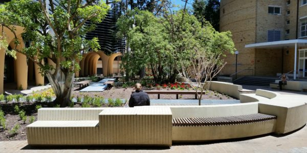 Melbourne Uni Arts West Redevelopment