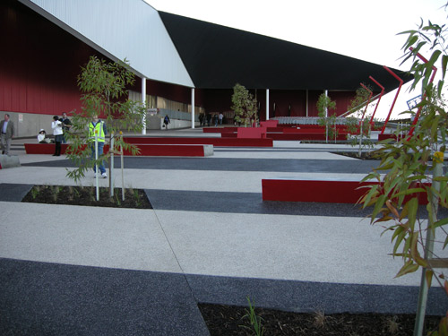 Landscape services ace contractors group pty ltd for Landscape construction melbourne
