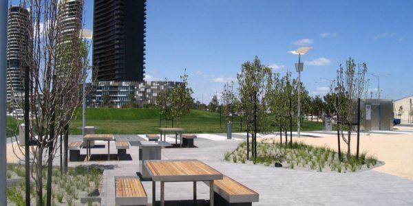 Point Park Docklands