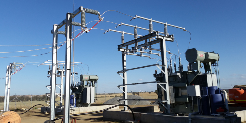 Coolamon Zone Substation Ace Contractors Group Pty Ltd